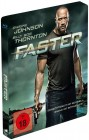 Faster - Limited Steelbook Edition - Blu-ray - Neu
