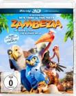 Zambezia - In jedem steckt ein kleiner Held - 3D (Blu-ray)