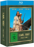 Karl May Collection 2 Ovp Uncut Blu-ray im Schuber