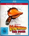 Howard The Duck Ein tierischer Held  Bluray Special Edit Ovp