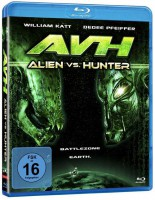 AVH: Alien vs. Hunter - Blu-ray