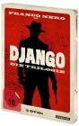 Django - Die Trilogie - Steel Edition