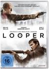 LOOPER - DVD - FSK16 - Bruce Willis + Emily Blunt