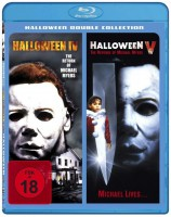 Halloween IV / Halloween V - Halloween Double Collection