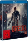 Dredd (2012) uncut Blu Ray - NEU/OVP