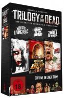 Trilogy of the Dead BOX DVD FSK18