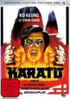 Karato - Der Knochenbrecher aus Singapur - DVD Neu