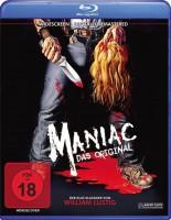 HORROR KULT - Maniac - Das Original - WILLIAM LUSTIG