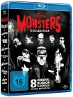 Universal Monsters Collection - 8x Blu Ray - NEU/OVP