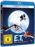 E.T. - Der Ausserirdische - Anniversary Edition Blu-ray Ovp