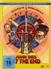 John dies at the end - Mediabook OVP