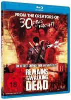 Remains of the walking Dead - uncut (Blu-Ray) OVP