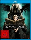 22 Ways to Die (The ABCs of Death) Angela Bettis - Blu Ray