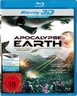 Apocalypse Earth (3D) Richard Grieco, Adrian Paul - Blu Ray