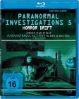 Paranormal Investigations 5