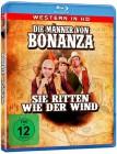 Die Männer von Bonanza - Blu-ray HD  Sie ritten wie der Wind