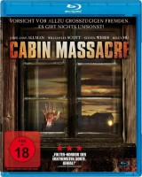 Cabin Massacre (Blu-Ray) OVP