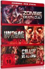 Zombie 3er Pack - Vol. 2 ... Zombie Death Cult  - Undead by