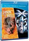 Jason Goes to Hell & Jason X UNCUT BR NEU