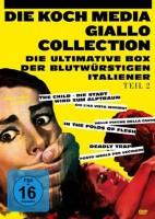 Giallo-Collection - Teil 2