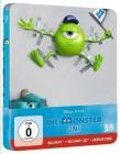 Die Monster Uni - Steelbook  3D