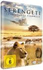 Serengeti - Traumhafte Tierwelt - Steelbook 2 DVD