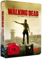 TV KULT The Walking Dead - Staffel 3 - Lmtd.Edit. Steelbook!