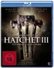 Hatchet III ucut Blu Ray AT Import im Schuber