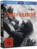 Sons of Anarchy - Season 3 BR - NEU