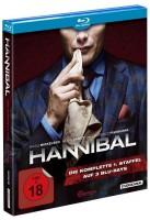 Hannibal - 1. Staffel - ( Mads Mikkelsen )  3 BD imSchuber-