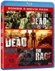 Zombie - 3 Movie Pack Blu-Ray OVP!