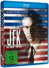 JFK John F. Kennedy Tatort Dallas Directors Cut Blu-ray NEU