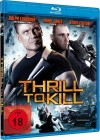 Thrill to Kill Blu-Ray FSK18 NEU OVP FOLIE