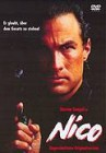 Nico -Ungeschnittene Originalversion DVD Steven Seagal UNCUT