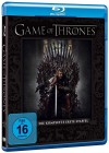 GAME OF THRONES - DIE KOMPLETTE ERSTE STAFFEL - 5 DISCs