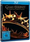 GAME OF THRONES - DIE KOMPLETTE ZWEITE STAFFEL - 5 DISCs