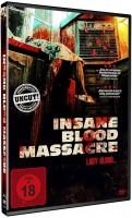 Insane Blood Massacre - uncut DVD NEU+OVP
