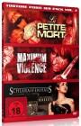 La Petite Mort + Maximum Violence + Schlaraffenhaus - Neu