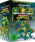 Teenage Mutant Ninja Turtles - Gesamtedition - Limited Editi