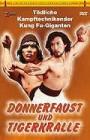 Donnerfaust und Tigerkralle - Cover B - große Hartbox