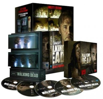 the walking dead staffel 3 limited aquarium edition. Black Bedroom Furniture Sets. Home Design Ideas