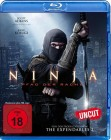 Ninja - Pfad der Rache - uncut (Blu Ray)