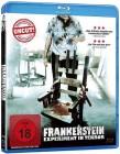 Frankenstein - Experiment in Terror - Uncut - DVD