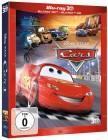 Disney Cars - 3D ohne 2D Disk / mit Schuber