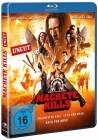 Machete Kills - Uncut Bluray