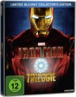Iron Man - Trilogie - Steelbook - Limited Blu-ray Collector