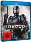 RoboCop - Directors Cut Remastered - uncut Blu Ray NEU/OVP