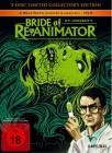 Bride of Re-Animator - 3-Disc Mediabook - Blu Ray+ DVD - NEU