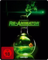 Re-Animator/Bride Of Re-Animator - 2-Disc Steelbook NEU/OVP