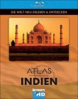 Discovery Channel HD - Atlas: Indien   BLU RAY